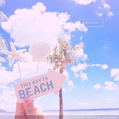 ピンクビーチの画像(プリ画像)