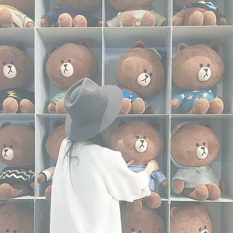 ブラウンちゃん♡の画像 プリ画像