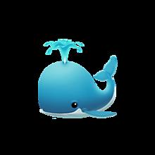 emojiの画像(#くじらに関連した画像)