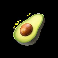 emojiの画像(アボカドに関連した画像)