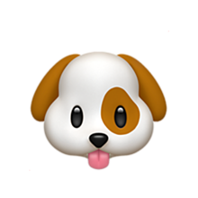 emojiの画像(犬 おしゃれに関連した画像)