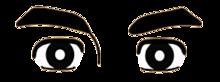 イケメン ジャイアンの目 プリ画像