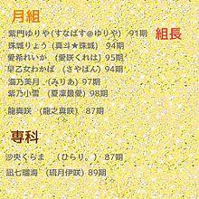 メンバー確認(最終)の画像(心舞歌劇団に関連した画像)