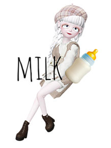 ゼペット 秋コーデ milkの画像(コーデに関連した画像)