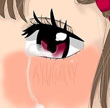 アヤノちゃん、泣くの画像(プリ画像)