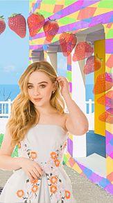 SabrinaCarpenter ★ロック画面★の画像(サブリナカーペンターに関連した画像)