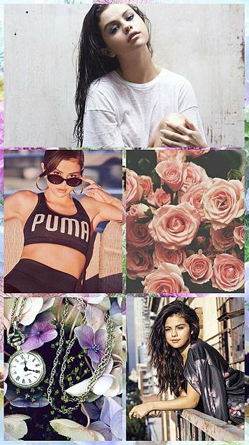Selena Gomez ロック画面の画像(プリ画像)