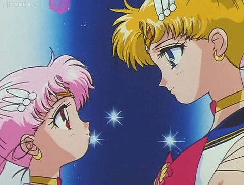 sailor moon / sailor chibi moonの画像(プリ画像)