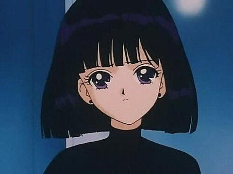 _ Hotaru Tomoe / sailor Saturn の画像(プリ画像)