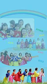 私立恵比寿中学 なないろ 壁紙の画像(小林歌穂/中山莉子に関連した画像)