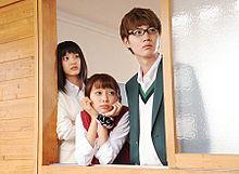 orange☆竜星涼&山崎紘菜&清水くるみ プリ画像