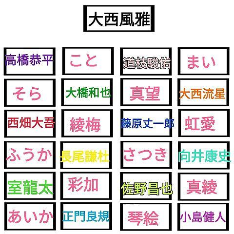 関ジュ学校第一弾!完成!の画像(プリ画像)