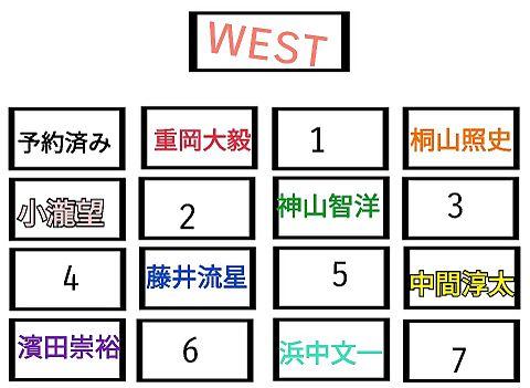 west学園!の画像(プリ画像)