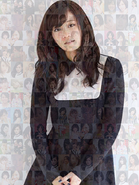 前田敦子 加工の画像(プリ画像)