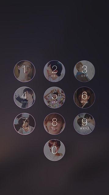 iPhone6s ロックの画像(プリ画像)