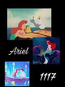 ディズニーの画像(アリエルに関連した画像)