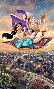 アラジンと魔法のランプ プリ画像
