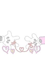 ★赤い糸★の画像(プリ画像)