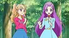 アイカツ  夏樹みくる   神崎美月 の画像(みくるに関連した画像)
