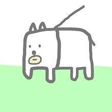 かっこいい犬の画像(プリ画像)