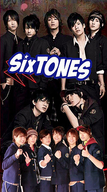 SixTONES(バカレア組) 待ち受け[78670945] 完全無料画像検索の