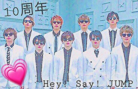 10周年おめでとう♡の画像(プリ画像)