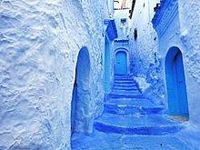 シャウエン町の画像(モロッコに関連した画像)