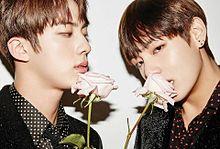 BTSの画像(JINに関連した画像)