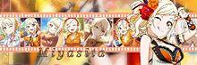 虹ヶ咲学園ヘッダーの画像(虹に関連した画像)