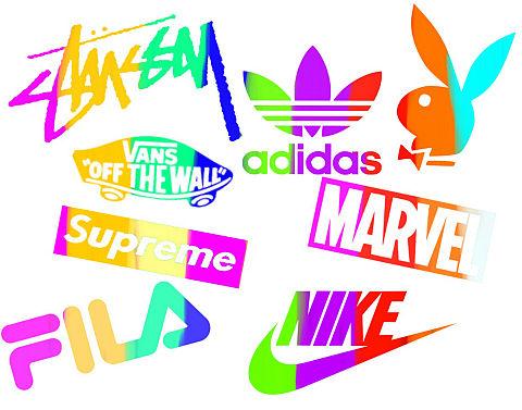 色々なロゴの画像(プリ画像)