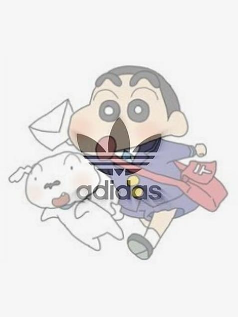 クレヨンしんちゃん アディダスの画像(プリ画像)