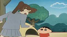 クレヨンしんちゃん昔の画像(埼玉に関連した画像)