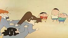 クレヨンしんちゃん 昔の画像(埼玉に関連した画像)