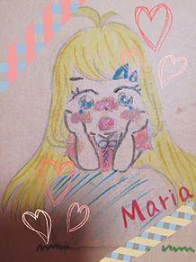 マリア プリ画像