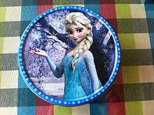 アナ雪のクッキーです(*^^*)の画像(プリ画像)