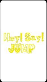 Hey! Say! JUMP壁紙  黄色の画像(プリ画像)