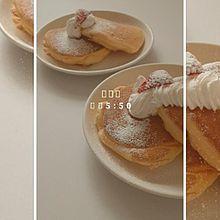 パンケーキかの画像(イチゴに関連した画像)