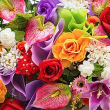 花の画像(バラ 花束に関連した画像)