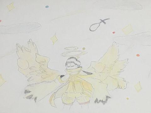 大天使の画像(プリ画像)