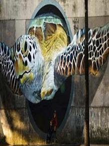 ベルリン   ストリートアート プリ画像