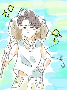 大野くんの夏休みの画像(夏休みに関連した画像)