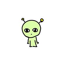 宇宙人 イラストの画像57点完全無料画像検索のプリ画像bygmo