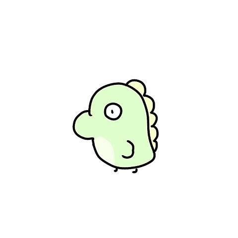 かわいい イラスト 怪獣の画像9点完全無料画像検索のプリ画像