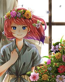 花かんむり 女の子 イラストの画像18点完全無料画像検索のプリ画像bygmo