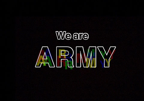 We are ARMY.の画像(プリ画像)