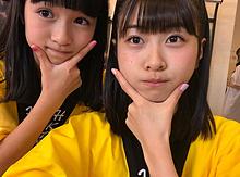 HKT48 今村麻莉愛 松岡はなの画像(今村麻莉愛に関連した画像)