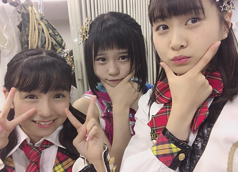 HKT48 今村麻莉愛 村川緋杏 松岡はなの画像(プリ画像)