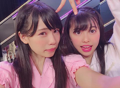 HKT48 運上弘菜 地頭江音々の画像(プリ画像)