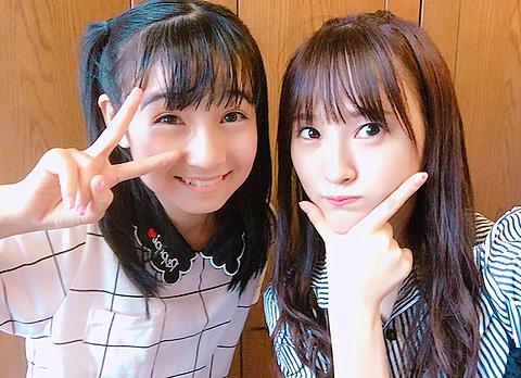 HKT48 今村麻莉愛 植木南央の画像(プリ画像)