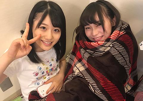HKT48 小田彩加 豊永阿紀の画像(プリ画像)